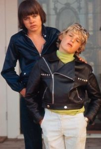 Jack Wild And Mark Lester 2