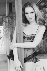 Julie Newmar Wooden Post