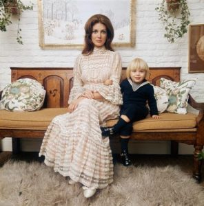 Gayle Hunnicutt And Son Nolan