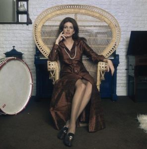 Gayle Hunnicutt Large Wicker Chair