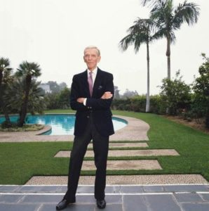Fred Astaire (Hollywood Garden 2)