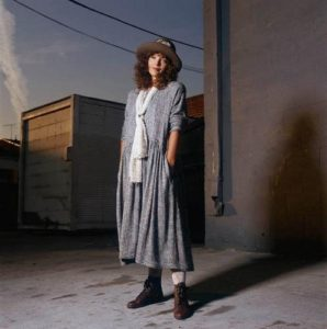Amy Irving Dark Gray Sky 2