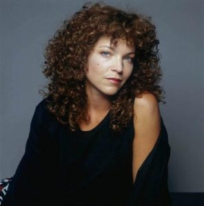 Amy Irving Dark Gray Sky