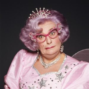 Barry Humphries Fairy Costume 3