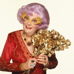 Barry Humphries (Golden Roses)