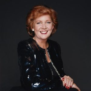 Cilla Black Shiny Black Jacket