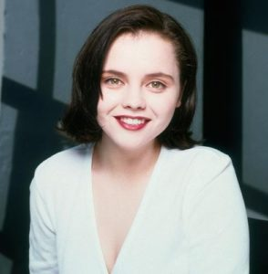 Christina Ricci Window Glass