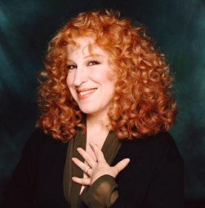 Bette Midler Green Sleeves 2
