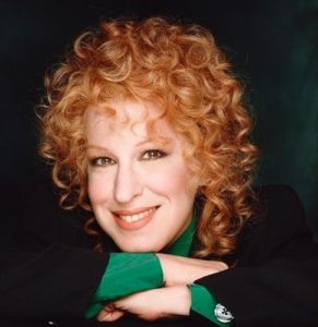 Bette Midler Green Sleeves