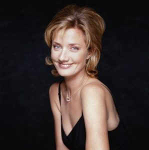Joely Richardson Black On Black