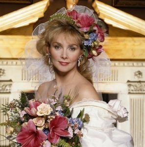 Cheryl Baker Wedding Dress