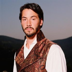Keanu Reeves, 'Much Ado About Nothing.'