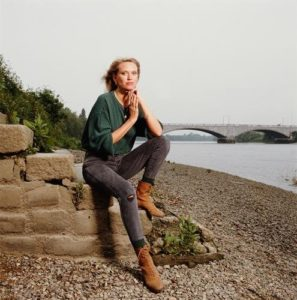 Anneka Rice By The River