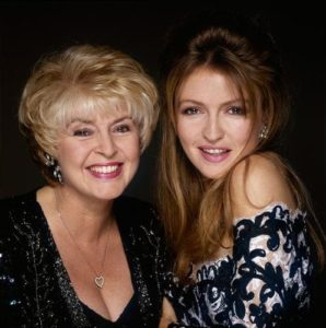 Gloria Hunniford With Caron Keating 2