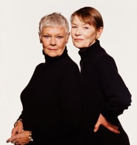 Judi Dench And Glenda Jackson 2