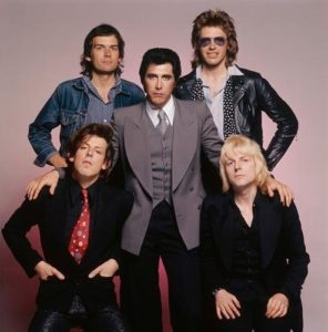 Bryan Ferry with Musicians