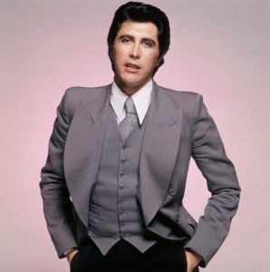 Bryan Ferry Gray and Pink