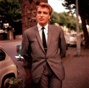 Frank Ilfield Suit And Tie