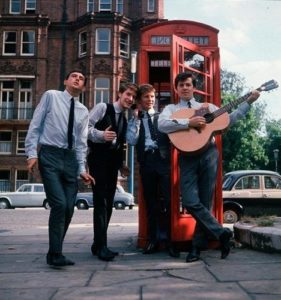 The Searchers Phone Booth