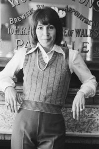 Helen Reddy Pearls And Vest