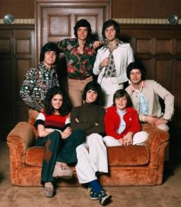 The Osmonds And Sofa