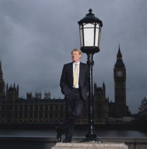 Paddy Ashdown Big Ben