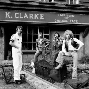 The Who K. Clarke