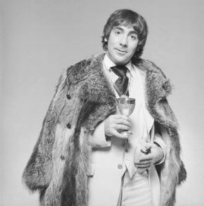 Keith Moon Fur And Goblet