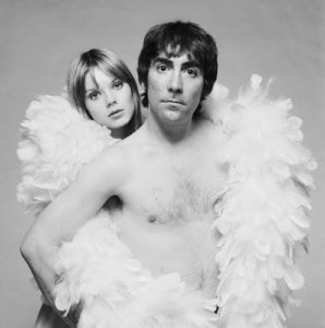 Keith Moon And Annette Walter-Lax