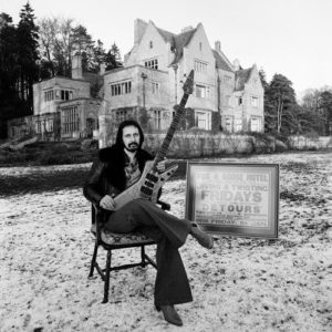 John Entwistle Home And Guitar