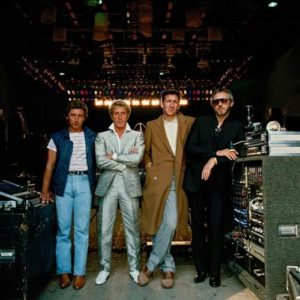 The Who Backstage Band