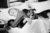 Bardot and Brittany (Co-Signed Terry O'Neill and Brigitte Bardot)