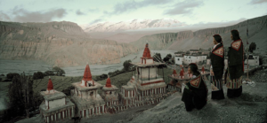 XII 166 // XII Mustang, Nepal